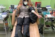 Kompol Veronica : Setetes Darah Berguna untuk Kemanusiaan !!