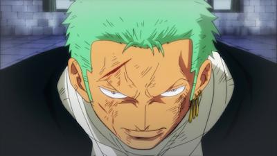 One Piece Episode 917