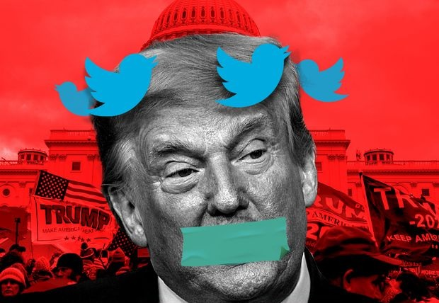 Pelosi chiede che Trump non abbia accesso ai codici nucleari; Twitter blocca permanentemente il suo account