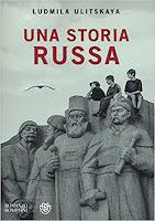 """Uma história russa"" de Ludmila Ulitskaja"