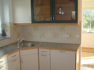 fliesenspiegel küche landhaus