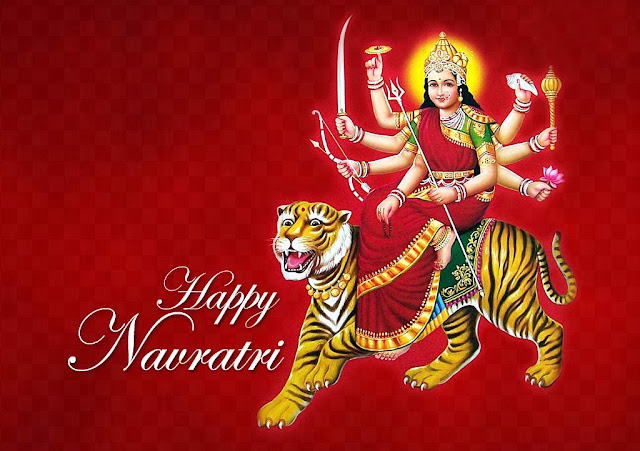 Best Maa Durga Happy Navratri  Wallpaper