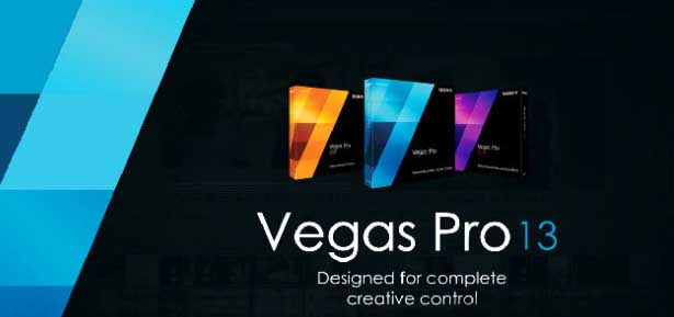 Free Sony Vegas Pro 13.0 Build 453 x64 Full Version