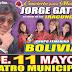 Jorge Gatto y el Show de Los Iracundos en Arequipa Concierto a mamá 2017