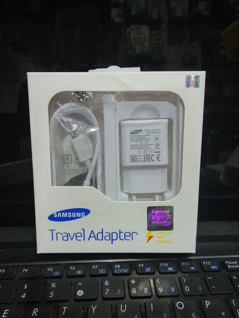 CHARGER ORIGINAL 100 SAMSUNG NOTE 3 4 S6