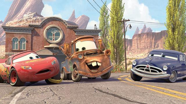 Αυτοκίνητα (2006)
