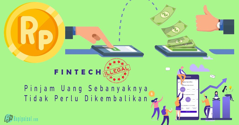 Kemenkominfo: Pinjam Uang Sebanyak Mungkin ke Fintech ...