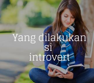Motivasi Ampuh Yang Membikin Orang Introvert Bisa Mengubah Dunia