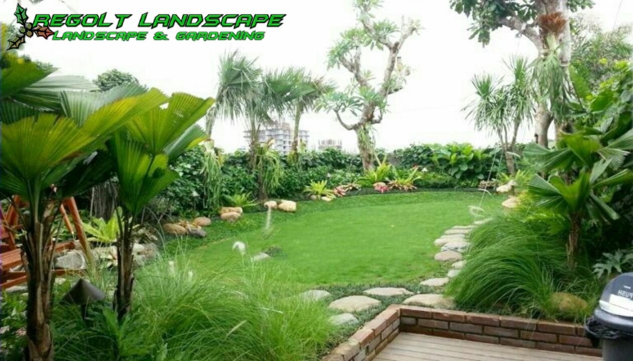 Gallery Taman Regolt Landscape
