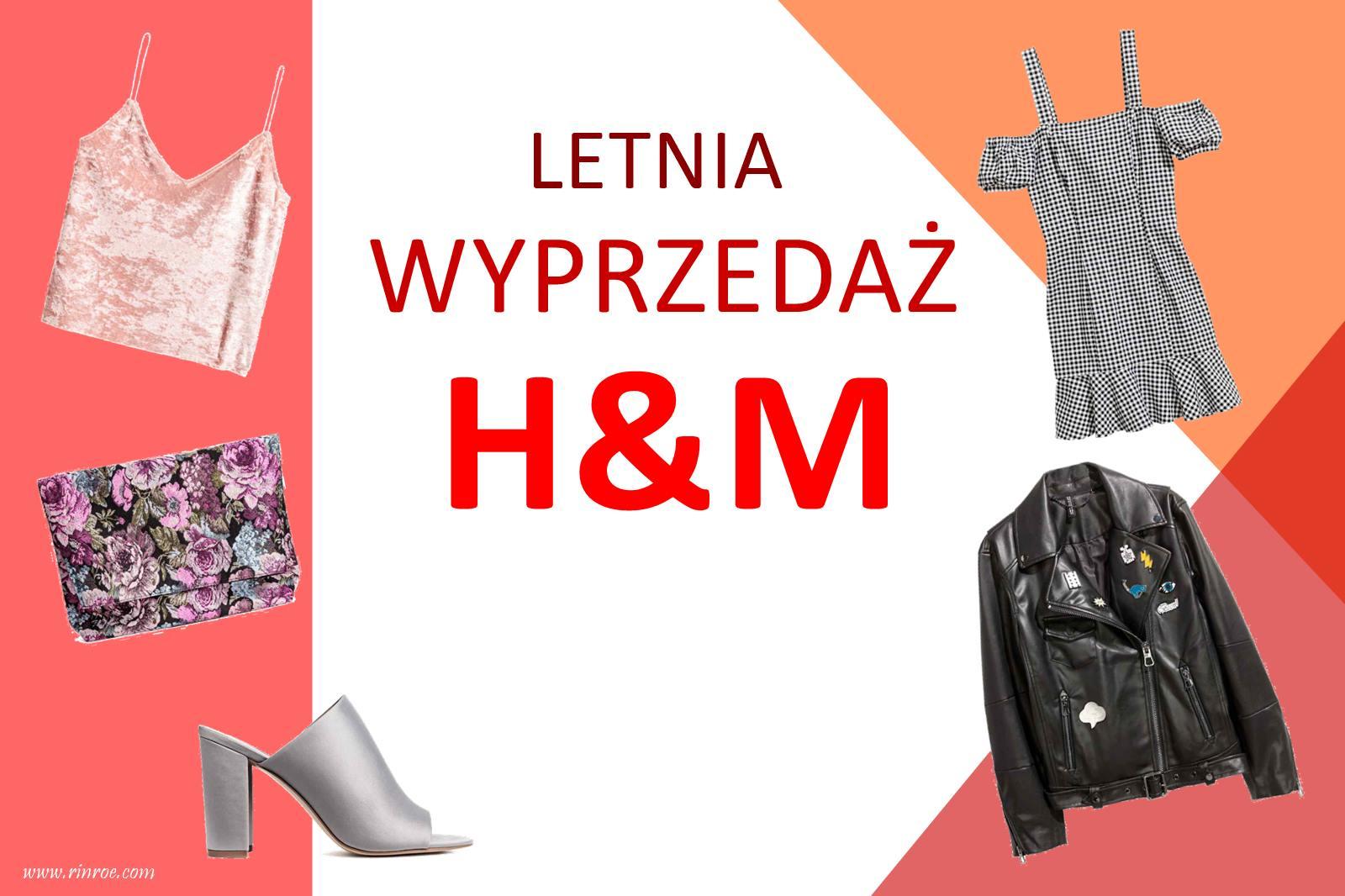 Letnia wyprzedaż H&M nawet do -50%