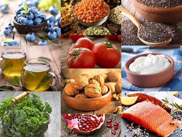 Top 10 des super-aliments pour l'hiver