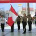 AUTORIDADES PARTICIPARON EN HONORES A LOS SÍMBOLOS PATRIOS EN CHINCHA CON LA PRESENCIA DE LAS ESCOLTAS PNP Y ACADEMIA PACHACUTEC