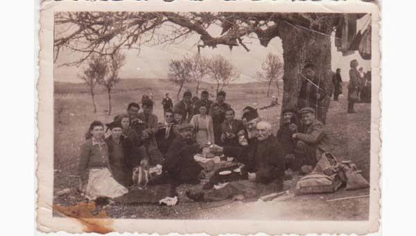 Καστοριά: Πάσχα από τις δεκαετίες του '50 και '60 στους Αμπελόκηπους (σπάνιες φωτογραφίες)