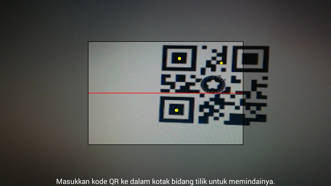 Hangs Breaker: Create QR Code Reader in Android with ZXing
