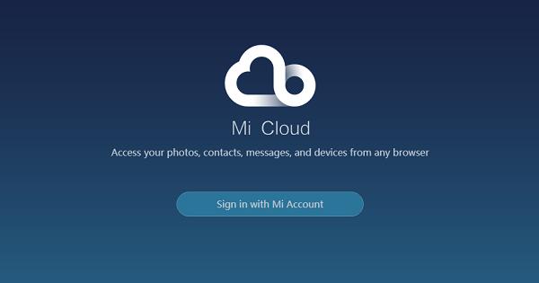 Cara Mengatasi Mi Cloud Penuh