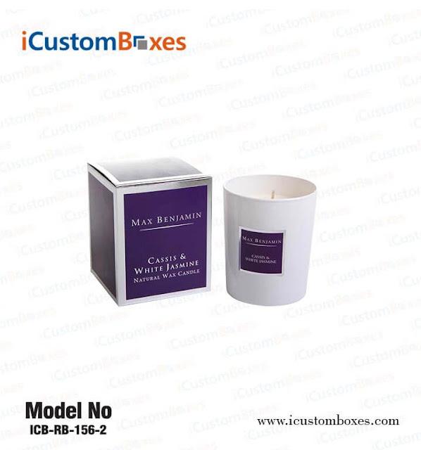 Candle Box Wholesale
