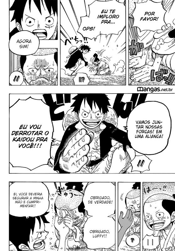 One Piece Mangá 819, Mangá One Piece 819, One Piece Capítulo 819, One piece 819, One 819, Piece 819, One Piece Cap 819, Todos os Mangás, ler, português, traduzido, legendados