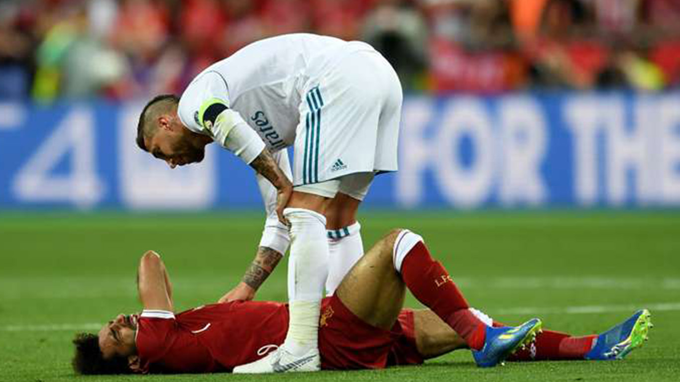 """Liverpool, Salah: """"The quarrel with Ramos is a thing of the past"""""""