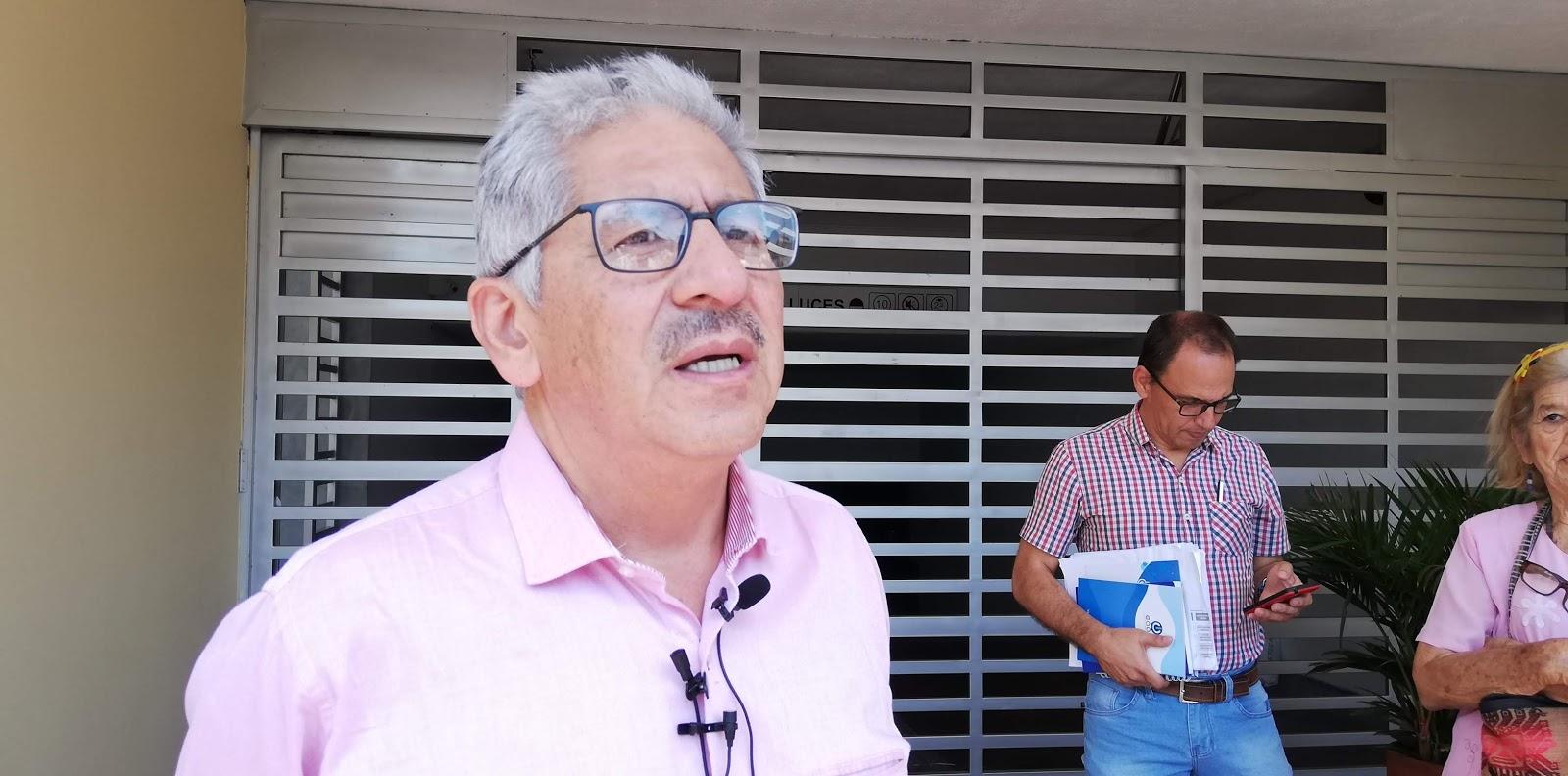 el gerente Óscar Parra Erazo deja el cargo para asumir un importante reto en su vida profesional