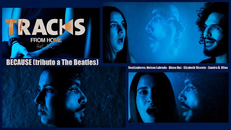 Tracks & McL - ¨BECAUSE¨ (tributo a The Beatles) - Dirección: Nelson Labrada - Diana Ruz - Elizabeth Vicente - Sandra B. Ulloa. Portal Del Vídeo Clip Cubano