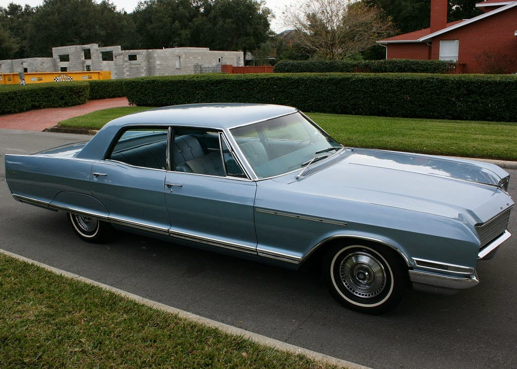 All American Classic Cars 1966 Buick Electra 225 4 Door Sedan