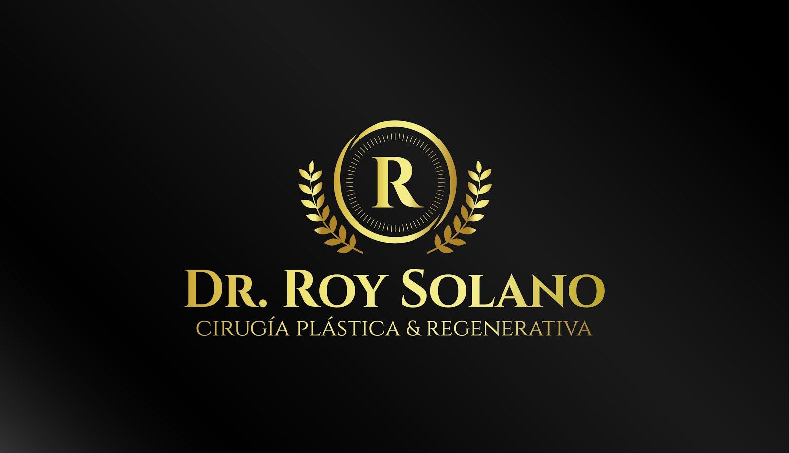 Tarjetas Personales: Dr Roy Solano
