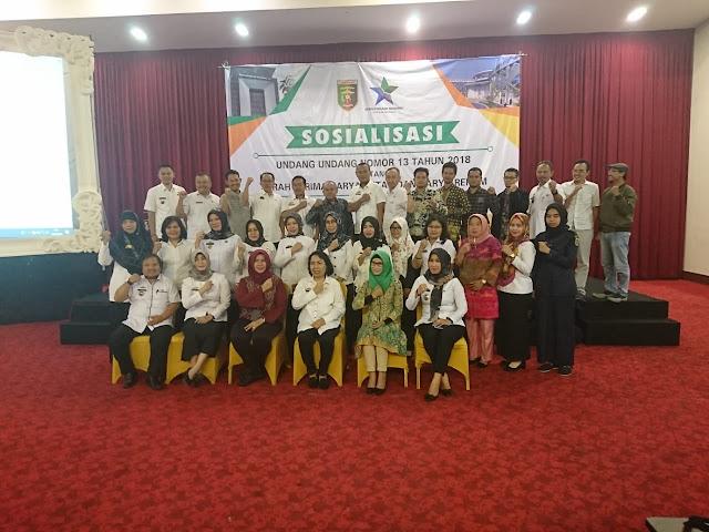 Pemerintah Provinsi Lampung Menggelar Sosialisasi Tentang Serah Simpan Karya Cetak dan Karya Rekam, where to stay in bandar lampung