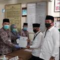 Sah, KPUD Asahan Tetapkan Paslon H.Surya dan Taufik Sebagai Peserta Pilkada Asahan 2020