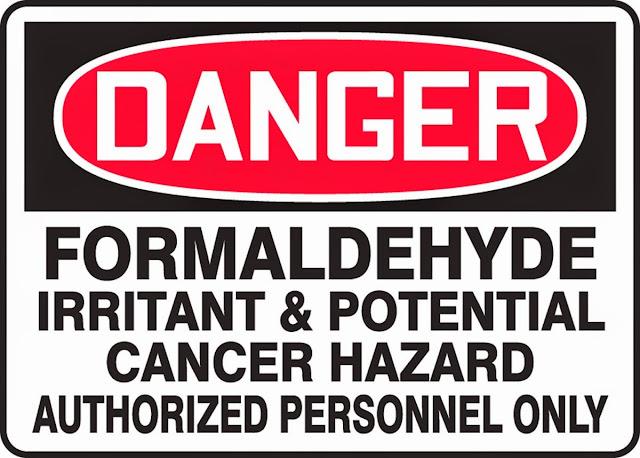 Odżywki do paznokci a formaldehyd + Zrób to sama