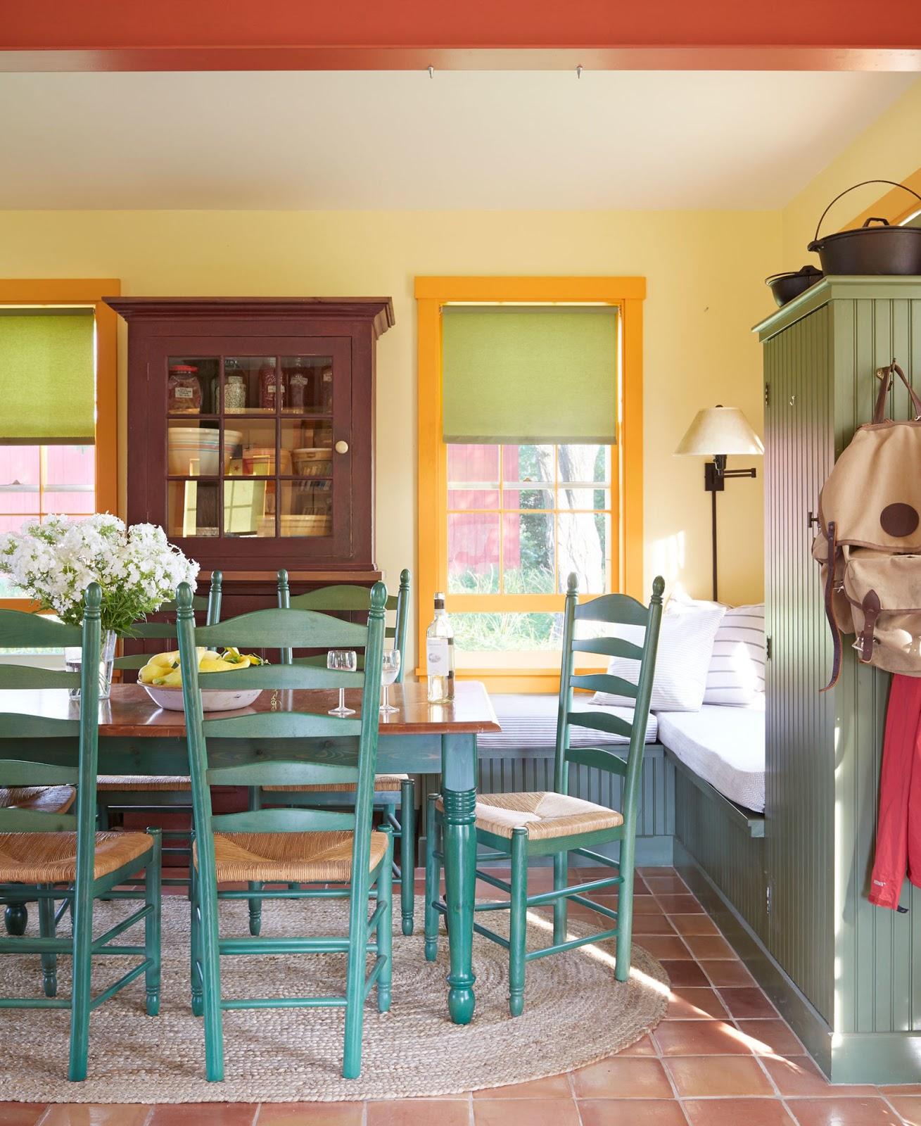 17 fotos de decoracin de comedores rsticos para inspirarte