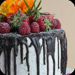 Schokoade Erdbeer Torte