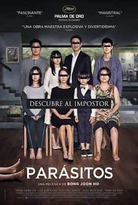 Gisaengchung (Parasite) [2019] [NTSC/DVDR- Custom HD] Coreano, Subtitulos Español Latino