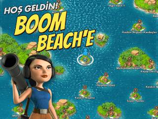 Boom Beach v38.108 Sınırsız Para Hileli APK MOD indir