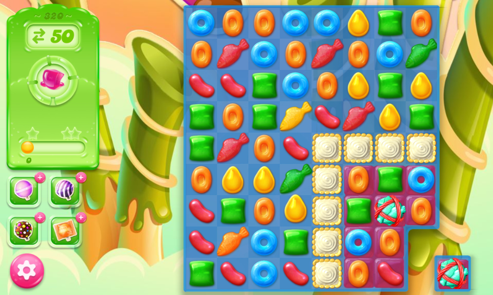 Candy Crush Jelly Saga 320
