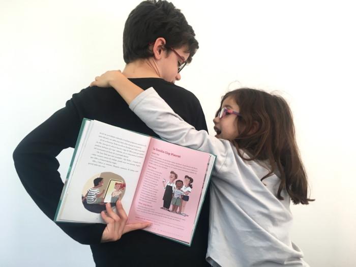 libro infantil juvenil sobre diversidad familiar