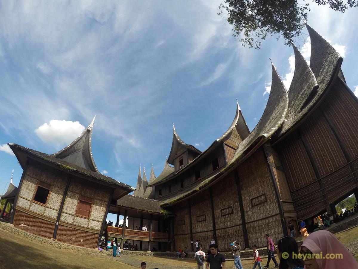 bangunan Istana Pagaruyung (5)