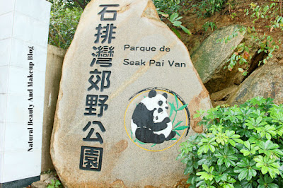 Destination - MACAU, Day 2, Seak Pai Van Park, Panda Pavilion, Coloane on Natural Beauty And Makeup Blog