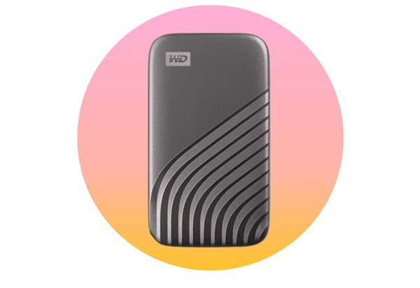 WD 1TB My Passport SSD External Portable Drive