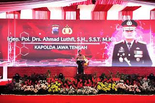 Kota Semarang Pasang 10 Ribu CCTV  Pantau Criminal dan Kejadian akan lebih mudah
