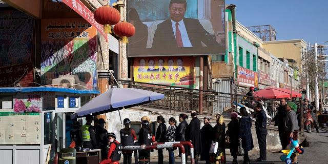 """الرئيس الصيني: """"سياساتنا في تقويم مسلمي البلاد وجعلهم يتوافقون مع تقاليد الصين الشيوعية صحيحة تماما"""""""