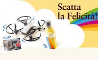 """Mulino Bianco """"Scatta la Felicità"""" : vinci un Drone al giorno e ricevi la borraccia omaggio (premio certo)"""