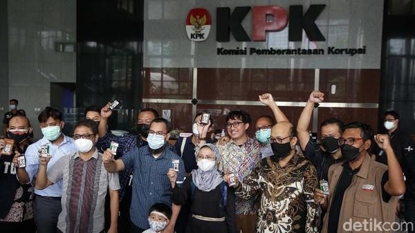 Cerita Orang Terakhir yang Dipecat KPK Lewat TWK 'Kilat'
