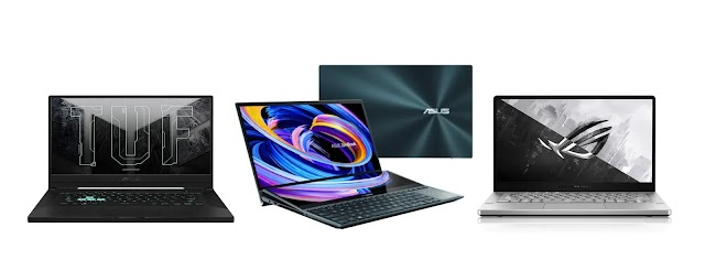 Asus laptops: 4 best laptops to watch