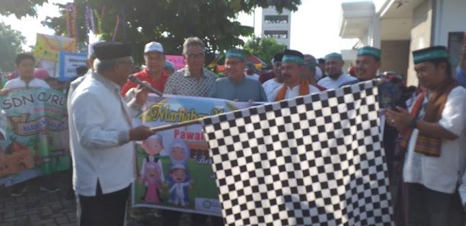 Walikota Ajak Warga Tingkatkan Budaya Kebersamaan