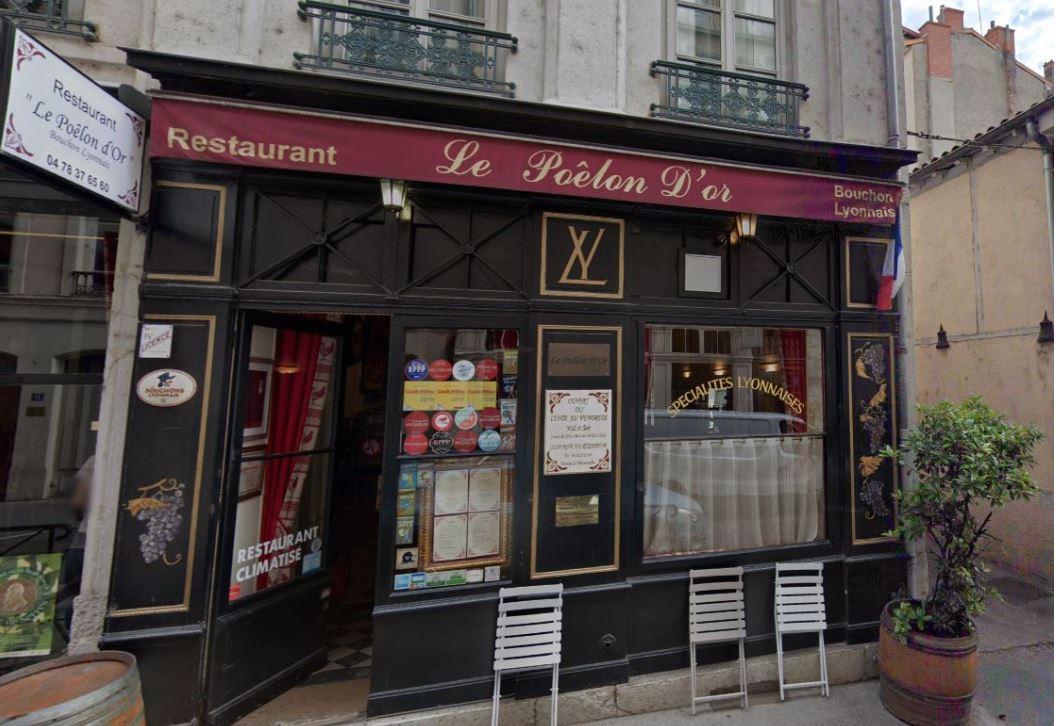 poelon d'or bouchon lyon