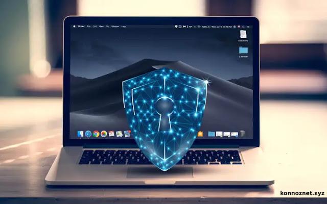 كيفية حماية كمبيوتر Mac من الاختراق  macOS