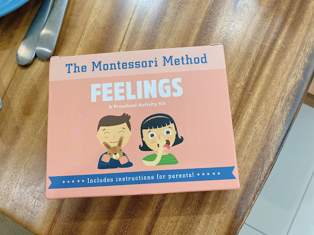the montessori method feelings