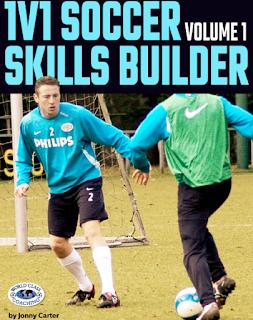 1v1 Soccer Skills Builder Volume 1