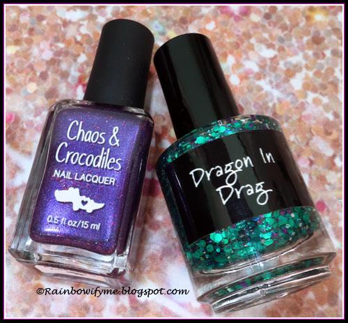 Chaos & Crocodiles: Essence Of Nostalgia & CrowsToes: Dragon In Drag
