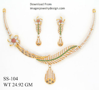 Necklace designs in gold with weight